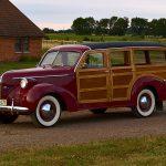 8 augusti ägare Ståhl modell PV61 Woody 1949
