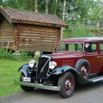 9 september Øystein Jaavall PV659 1935
