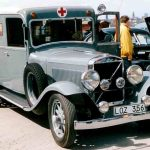 10 modell PV 655 ambulans 1934