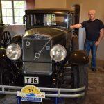 11 modell PV652 1930 ägare Per Dahl