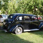 5 ägare Jan Odmark modell PV 831 1951